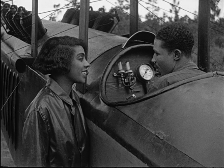 african american film pioneers  flying ace film